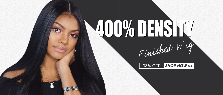 400% Density Wig