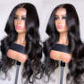 13*4 HD Lace Wig Loose Wave Lace Front Human Hair Wigs 180% density